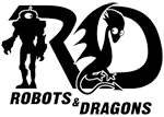 Robots and Dragons Logo