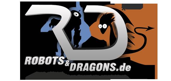 Robots & Dragons Logo
