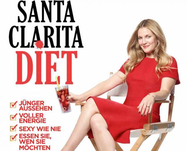 Poster zu Netflix' Santa Clarita Diet
