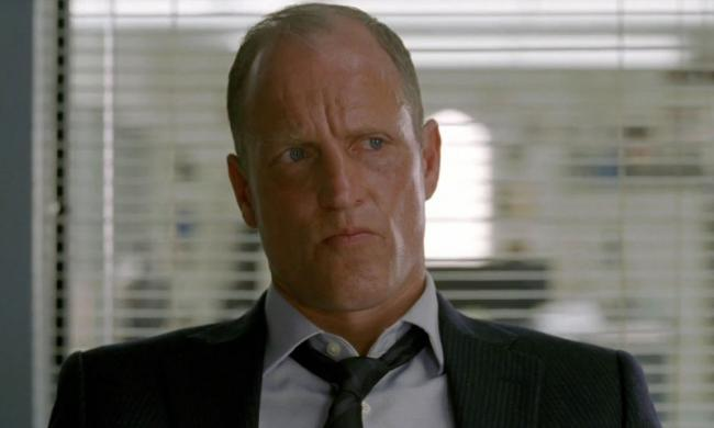 Woody Harrelson True Detective