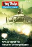 H.J. Frey, PÜerry Rhodan Planetenromane, Rezension, Thomas Harbach