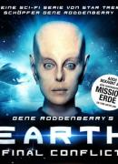 Earth Final Conflict DVD Cover