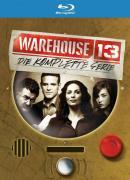 Warehouse 13 Komplettbox