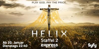 Syfy Helix Season 2