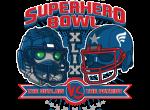 An diesem Wochenende ist Superbowl, das wissen auch die Superhelden-Darsteller, deren Lieblingsmannschaften sich ein Duell liefern.