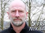 5 Fragen nix sagen - mit Graham McTavish aus der Hobbit-Trilogie