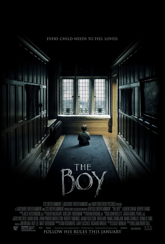 The Boy Puppe