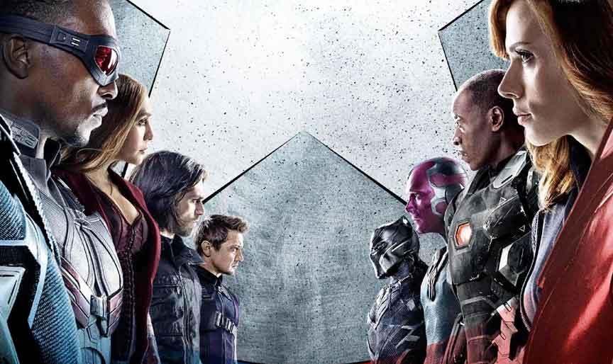 The First Avenger: Civil War - Spoilerfreie Kritik zur ...