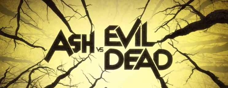 Ash vs. Evil Dead Logo