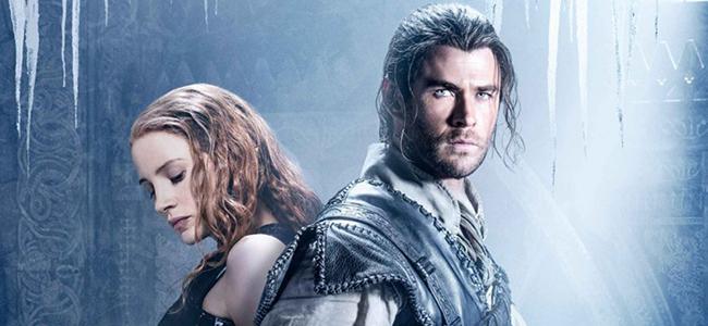 The huntsman the ice queen neuer trailer zur fantasy - La reine des glace streaming ...