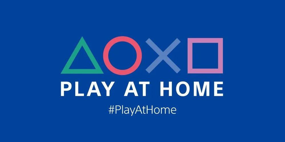PlayStation bringt die Play At Home Initiative zurück - Robots & Dragons