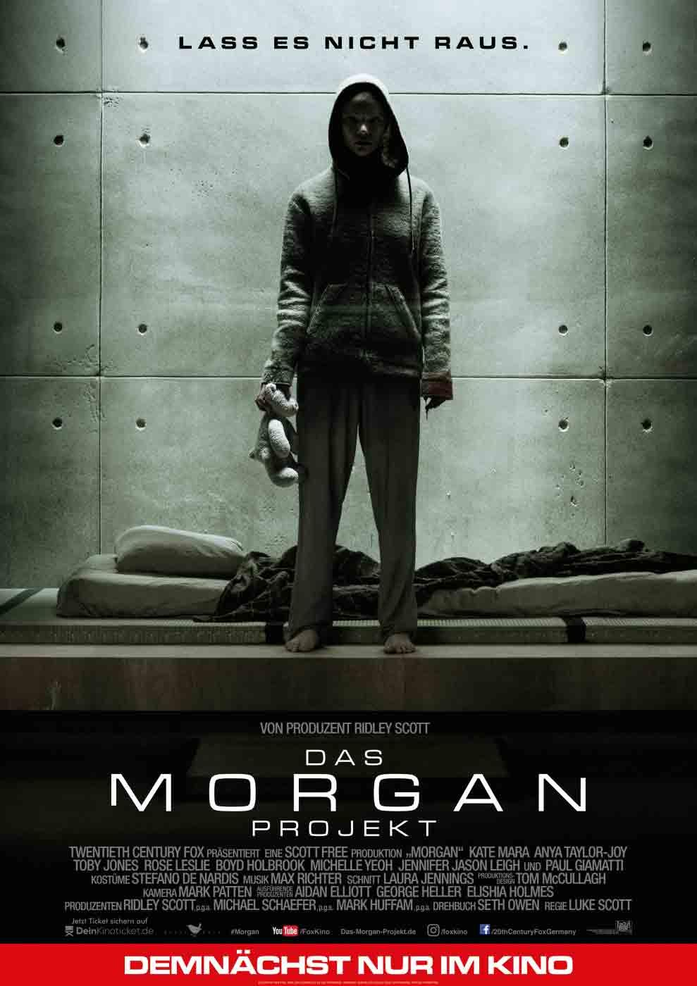 Das Morgan Projekt Stream