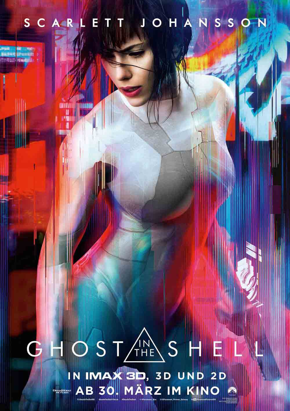 ghost in the shell kinostart