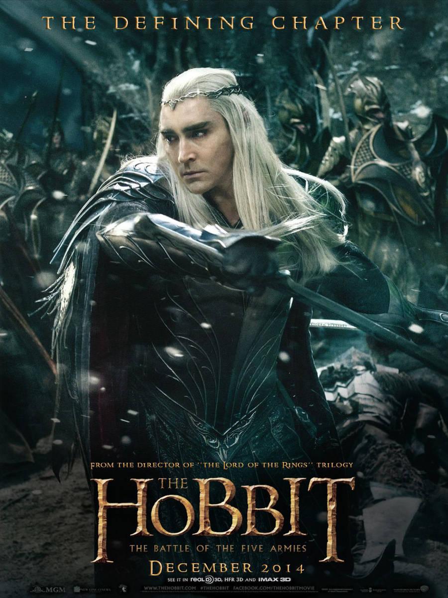 Der Hobbit Die Schlacht Der Fünf Heere Robots Dragons