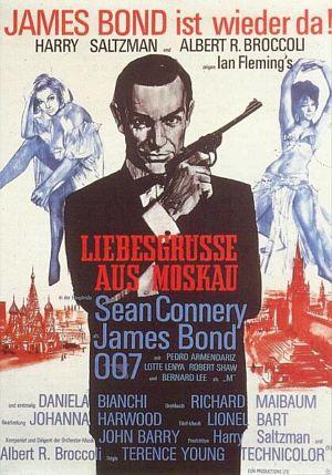 James Bond Liebesgrüße Aus Moskau Stream