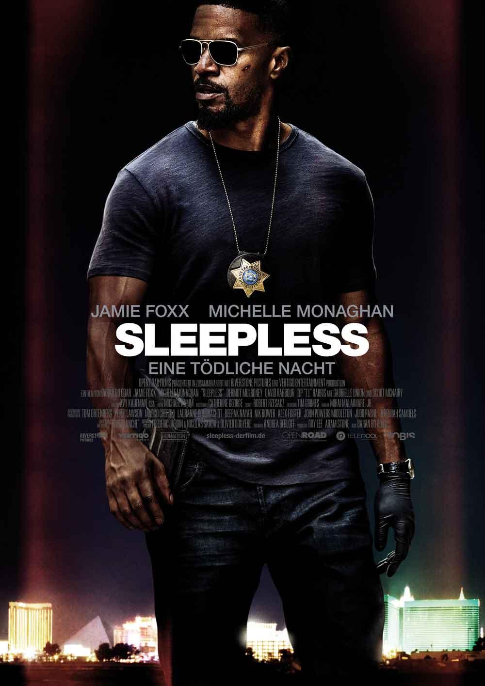 Sleepless - Eine tödliche Nacht | Robots & Dragons