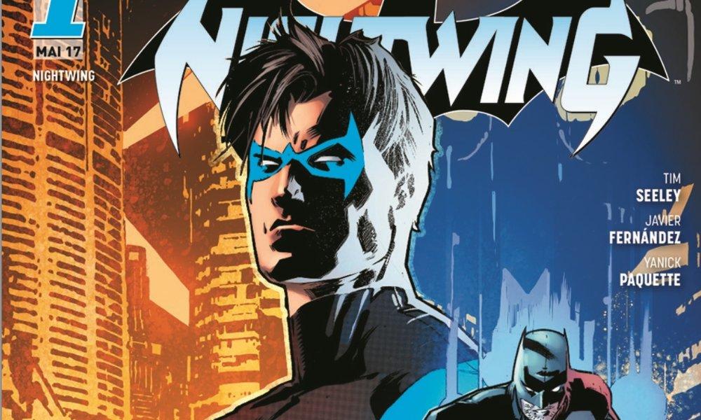 DC-Comic-Kritik: Nightwing 1: Besser als Batman (Rebirth) | Robots ...