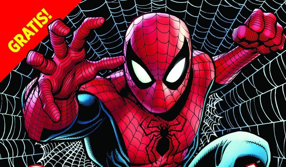Marvel-Tag 2018: Gratis Spider-Man-Comic | Robots & Dragons