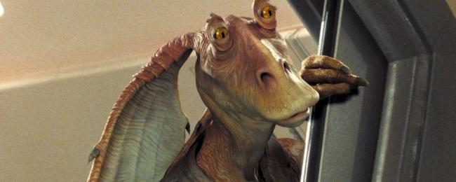 Jar Jar Binks aus Star Wars: Episode I