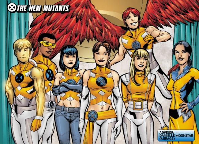 X-Men New Mutants