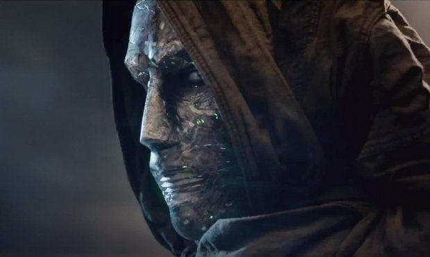 Doctor Doom in Fantastic Four