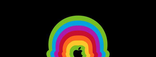 Apple Facebook Logo