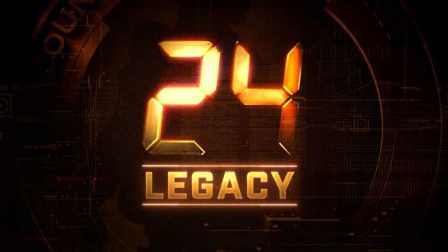 24: Legacy Logo