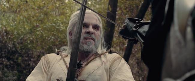 The Witcher Fan-Film Szene