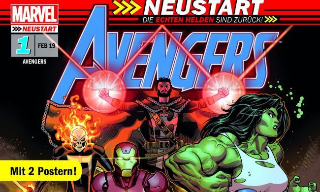 Marvel Neustart: Avengers