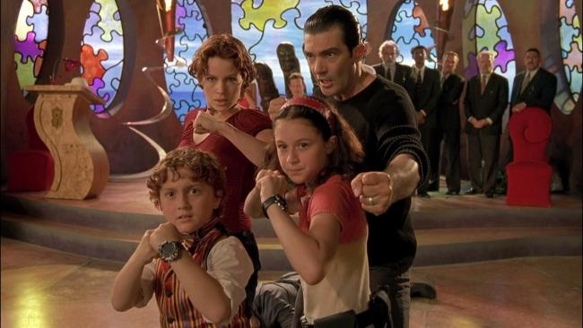 Spy Kids Familie