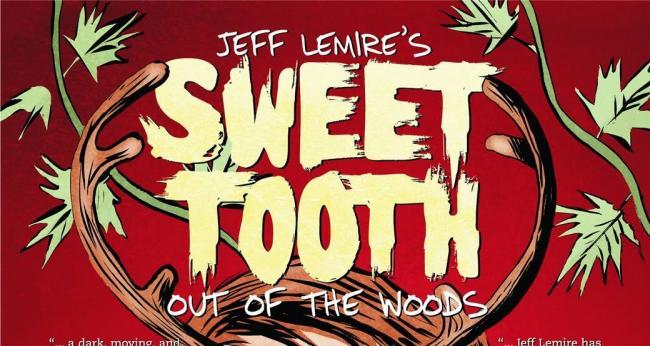 Sweet Tooth Jeff Lemire