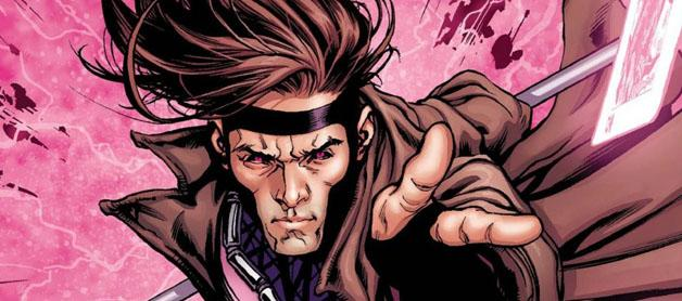 Remy LaBeau alias Gambit in den Marvel-Comics