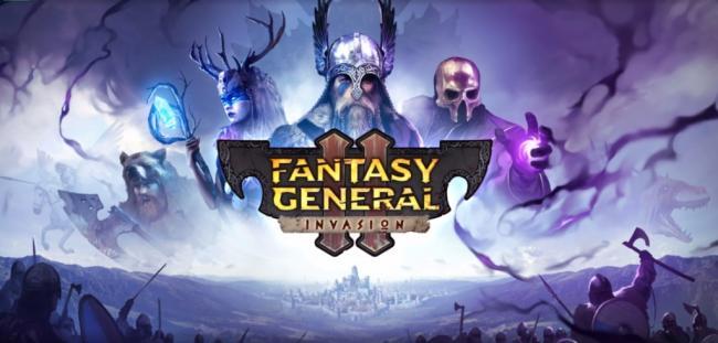 Fantasy General II Logo