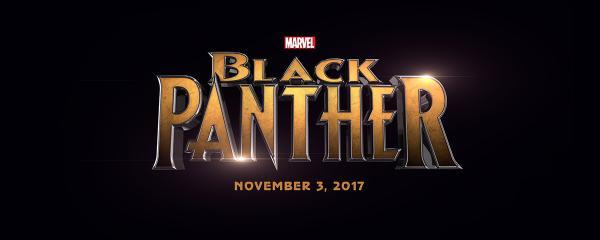 Black Panther Filmlogo