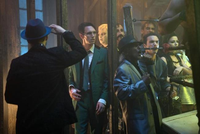 Szenenfoto aus Gotham 4.05: The Blade's Path