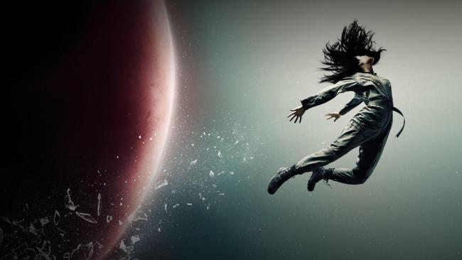 The Expanse Season 1 Poster