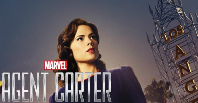 Agent Carter Staffel 2 Poster