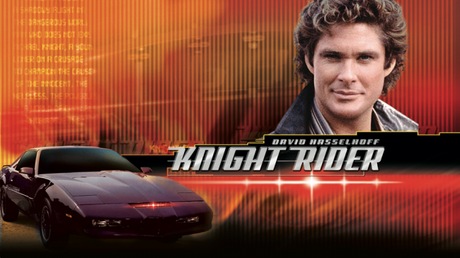 Knight Rider Wallpaper