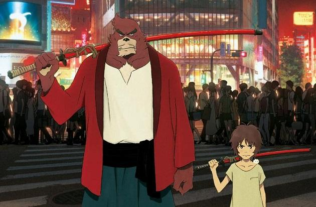 The Boy and the Beast Anime