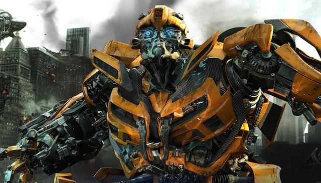 Bumblebee aus Michael Bay's Transformers