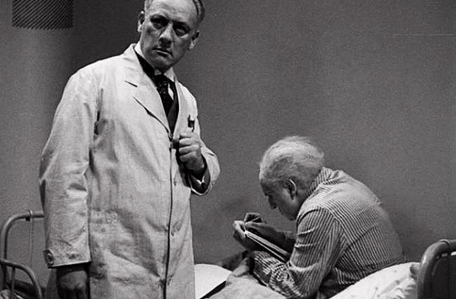 Oscar Beregi Sr. Rudolf Klein-Rogge Das Testament des Dr. Mabuse