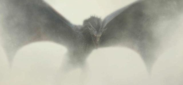 Game of Thrones Season 5 Drache