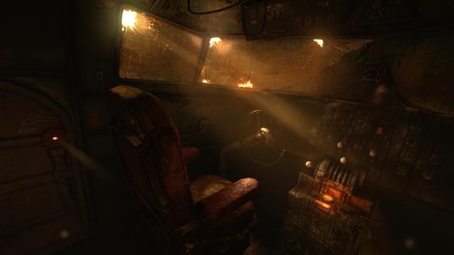 Amnesia: Rebirth Game Still