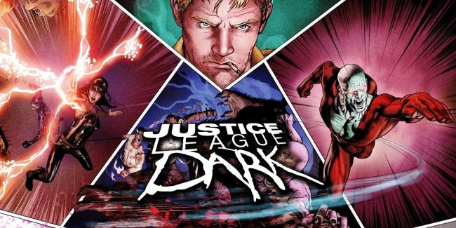 Justice League Dark 2017 DC-Animationsfilm