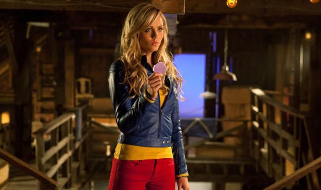 Laura Vandervoort als Kara Zor El in Smallville