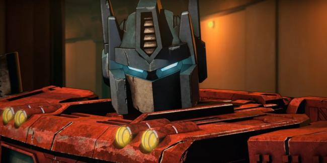 Transformers: War For Cybertron Trilogy: Siege