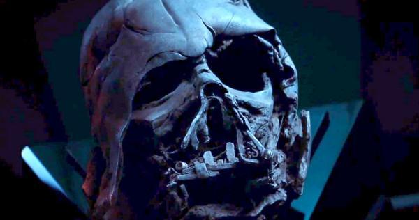 Darth Vader in Das Erwachen der Macht
