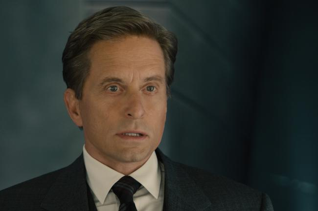 Michael Douglas in Ant-Man