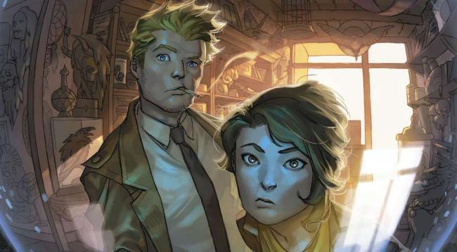 The Hellblazer Constantine