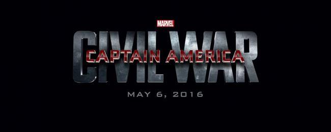 Captain America: Civil War Logo